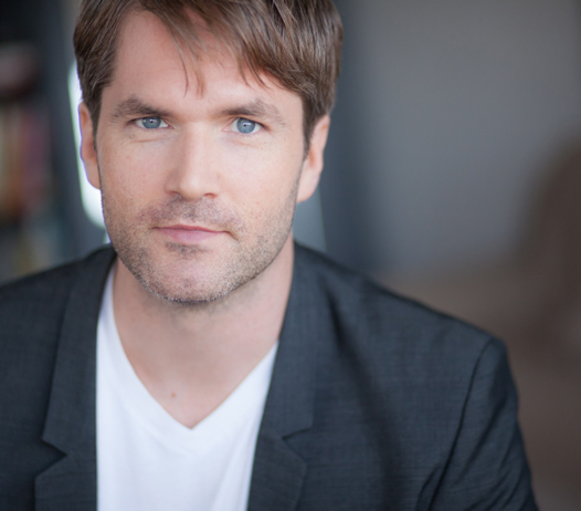 Aaron Ramey, Broadway Actor, Singer, The Bridges of Madison County, Curtains, Young Frankenstein