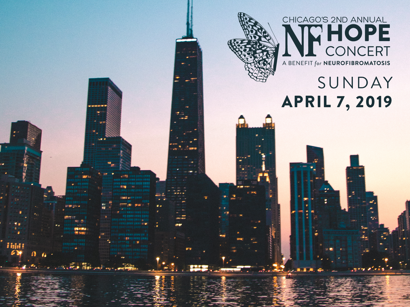 Chicago's 2nd Annual NF Hope Concert
