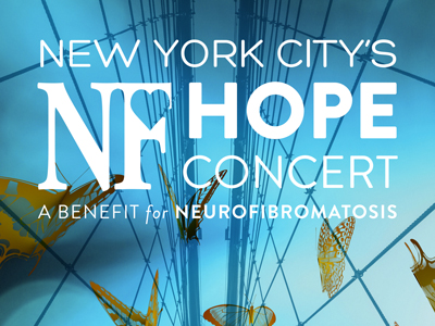 NYC's 3rd Annual NF Hope Concert